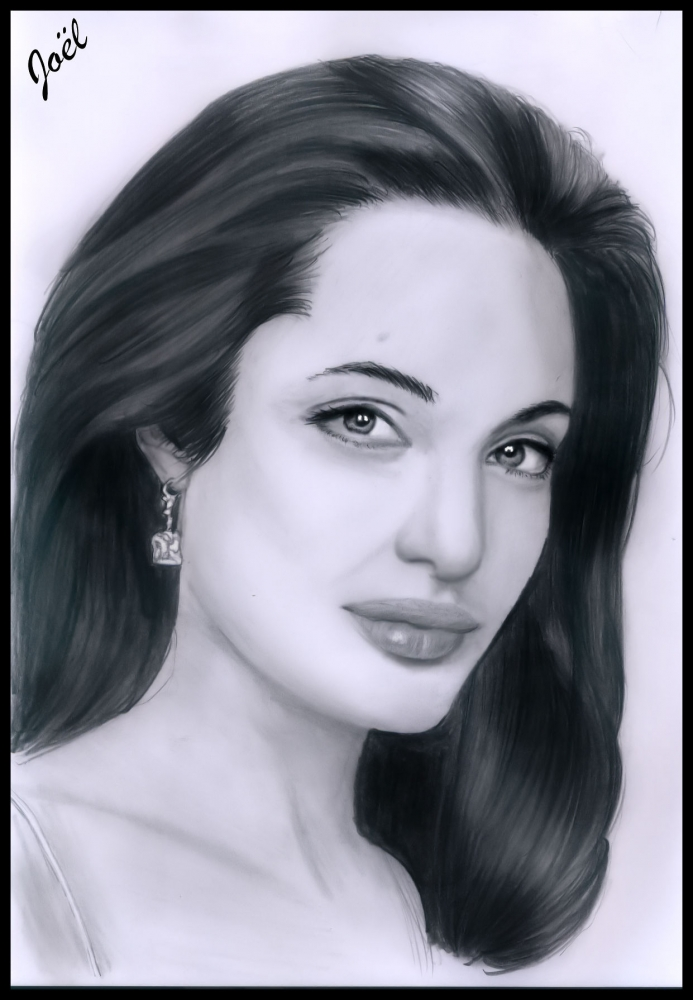 Angelina Jolie por klk68
